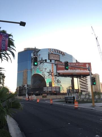 Riviera las Vegas july 2016