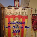 Esbossos Falla Baix la Mar 2009