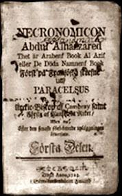 Cover of Al Azif's Book Necronomicon