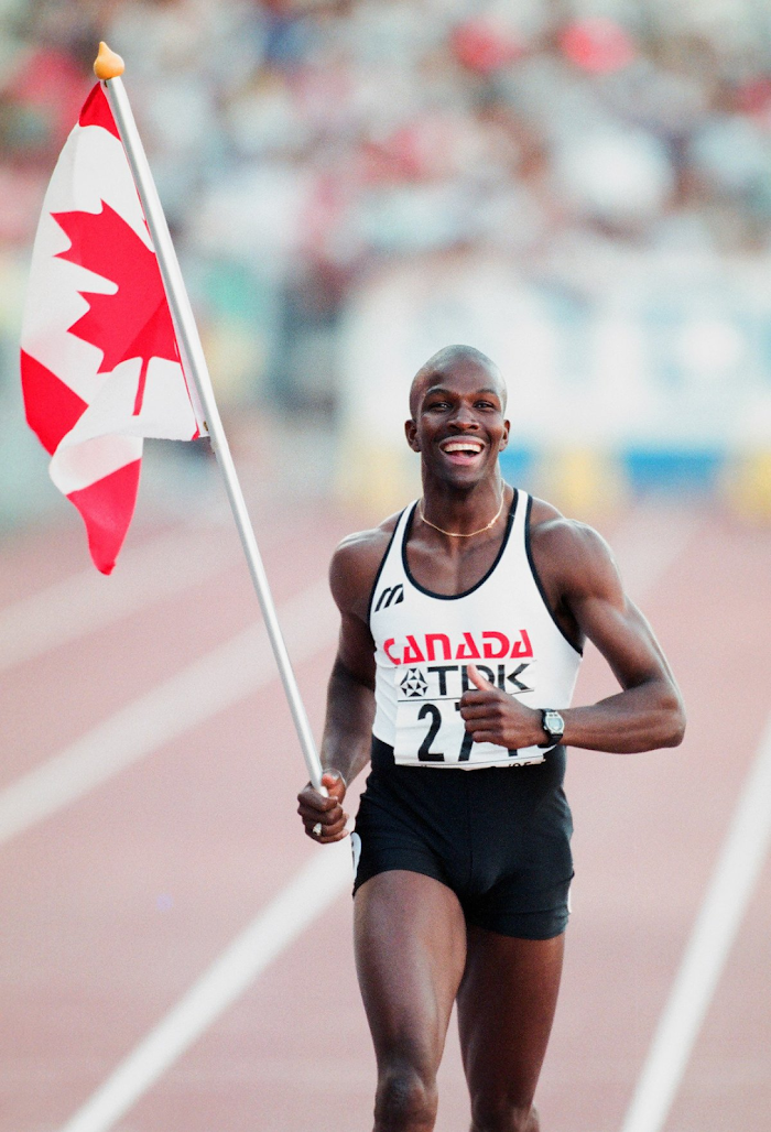 Donovan Bailey Net Worth, Income, Salary, Earnings, Biography, How much money make?