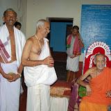 Pejavara Sri Visit 22-05-2007