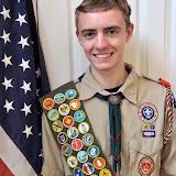 Carmel Boy Scouts Sean Carroll's Eagle Court of Honor
