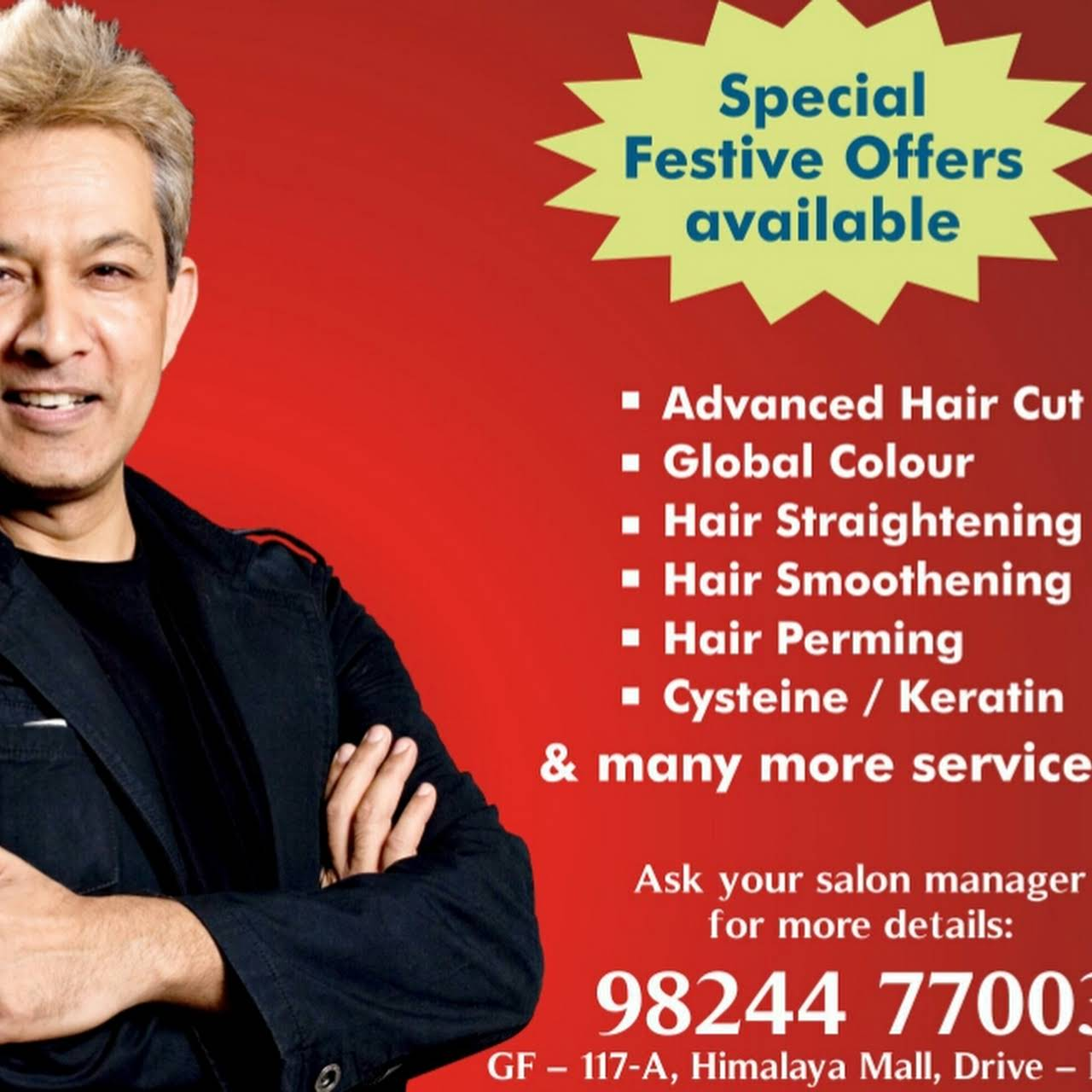 Jawed Habib Hair Studio Hair Is Jawed Habib Style With Fun