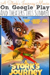 A Stork's Journey - Vẹt cò phiêu lưu ký