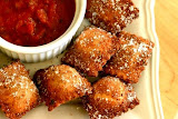 Missouri: Toasted Ravioli