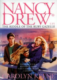 The Riddle of the Ruby Gazelle By Carolyn Keene