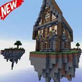 Sky Wars Two map for MCPE