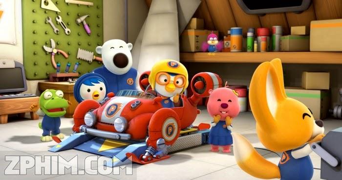 Ảnh trong phim Pororo: Đường Đua Mạo Hiểm - The Little Penguin Pororo's Racing Adventure 1