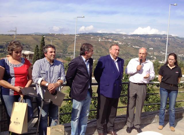 Francisco Lopes destaca importância da Casa Rozès para a região do Douro