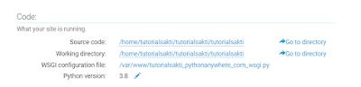 Membuat Web Dengan Python Django
