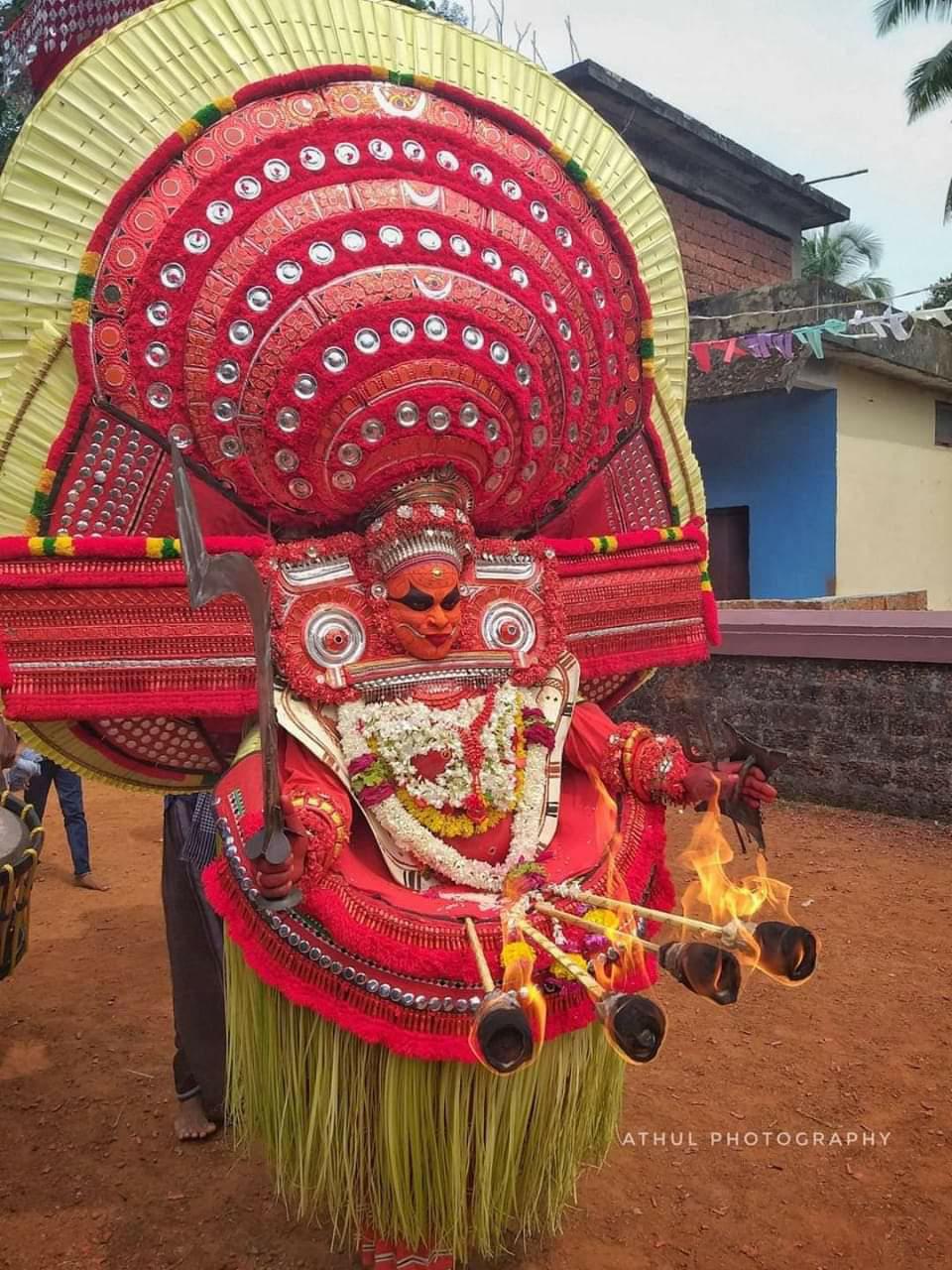ചൂളിയാർ ഭഗവതി Theyyam