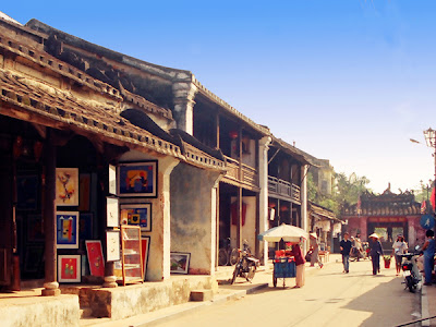 Hoian Old Quarter Vietnam Tours, Vietnam Tour