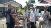 Bencana Abrasi Di Aceh Selatan, Fachrul Razi Salurkan Bantuan Kemanusiaan