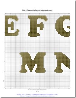 Abecedario punto de cruz letras verdespng (5)