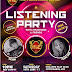 HIGH CLASS MUSIC EMPIRE PRESENTS Listening Party With TeamHCME & Friends