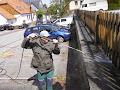 Blog-KSF-2013 / Reinigungsarbeiten Parkplatz Stadtmitte