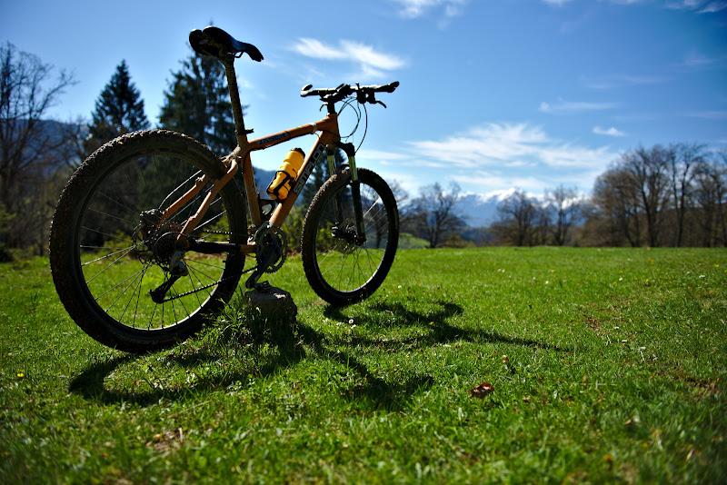 O bicicleta inca plina de viata la 12 ani dupa ce a iesit de pe poarta fabricii.