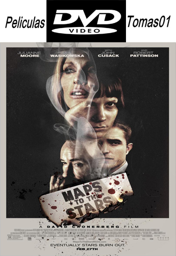 Maps to the Stars (2014) DVDRip