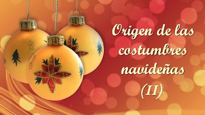 Si yo cambio todo cambia origen de las costumbres - Costumbres navidenas en alemania ...