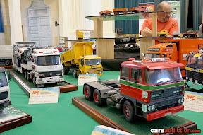 Renault, Scania and DAF semi trailers