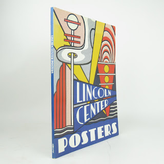 Vintage Lincoln Center Posters Book