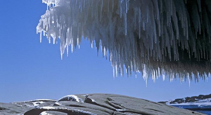 Que segredos esconde Antártida Ufólogo detecta algo de extraterrestre