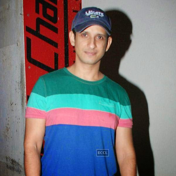 Sharman Joshi snapped at PVR in Mumbai, on July 26, 2014.(Pic: Viral Bhayani)