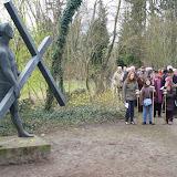 Familienkreuzweg in Telgte am 09.03.2008