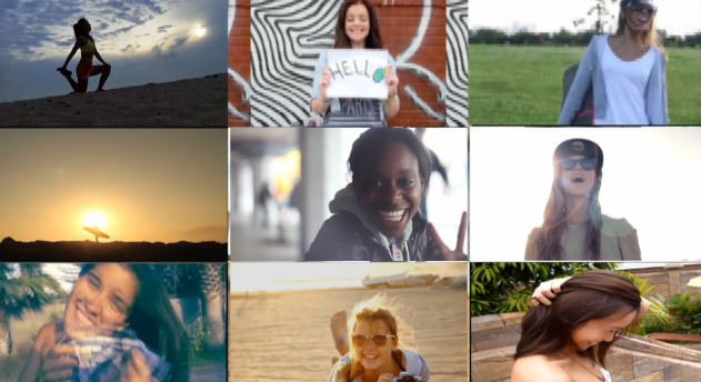 "Roxy Goes Social with Global User-Generated ""Dare Yourself"" Campaign"