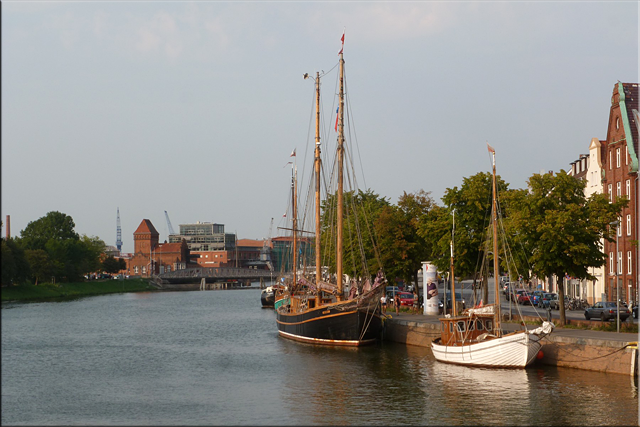 Museumshafen - Lübeck