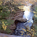 Roaring Brook Bridge - Near Campsite