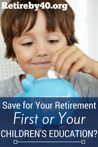 Save for Your Retirement First or Your Children's Education?