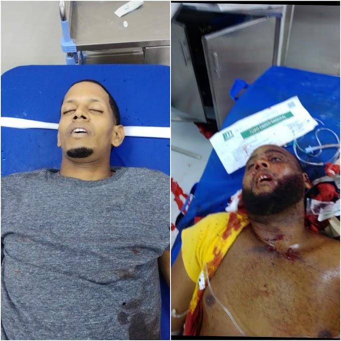 Plomo y plomo, Balacera deja dos muerto y varios heridos entre Camboyanos y Palmariteros