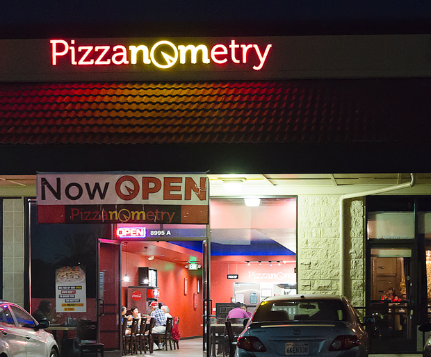 Pizzanometry