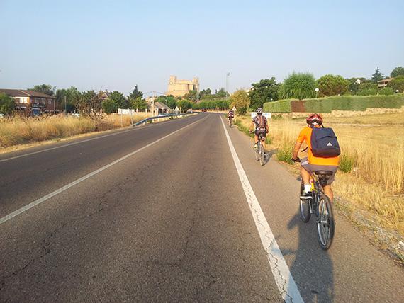 Ruta por las Zetas de La Pedriza, agosto 2013