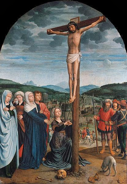 Gerard David - Christ on the Cross