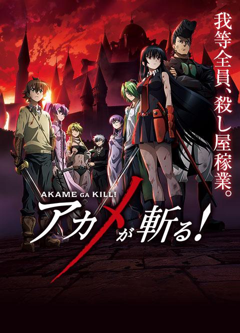 Sát Thủ Akame - Akame ga Kill! (2014)