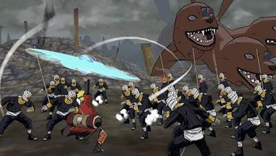 free  Naruto Shippuden Narutimate Impact for psp