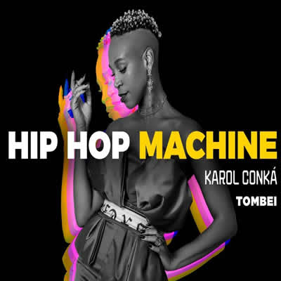 Karol Conká - Hip Hop Machine