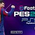 PES 2021 PPSSPP ESTILO PS5 Câmera PS4 e Normal Com Transferências Atualizado & Faces Reais 2021