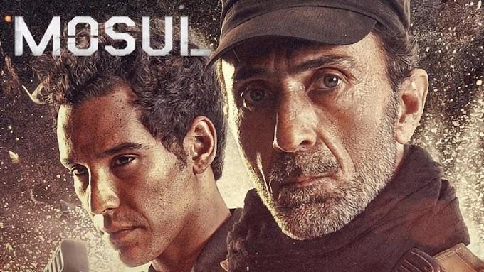 """Mosul: Netflix ya tiene su """"pequeño"""" Black Hawk Derribado"""