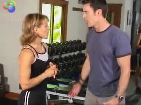 Arm Jiggles With Tony Horton, Tony Horton