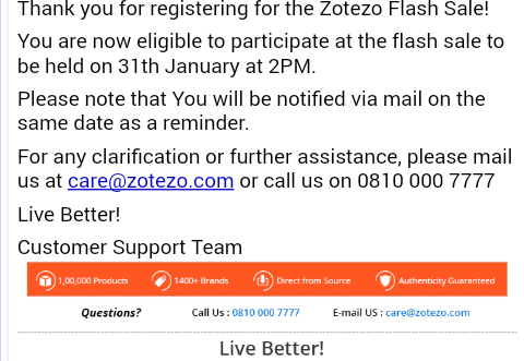 Zotezo Is Offering Smartwatch Just Re 1 only