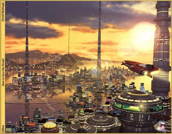 The City Of Future, Fiction 1