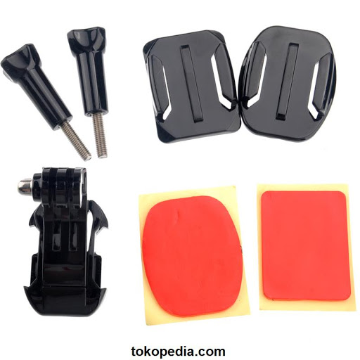 Dudukan Helm/Helmet Front Mount for Xiaomi Yi and