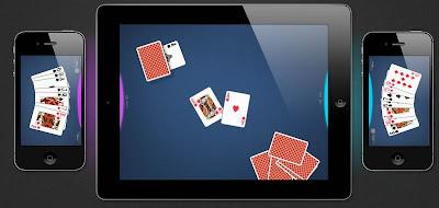 PorTable: el iPad es el tapete, en el iPhone están tus cartas