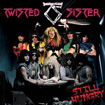 Twisted Sister - Discografia Torrent