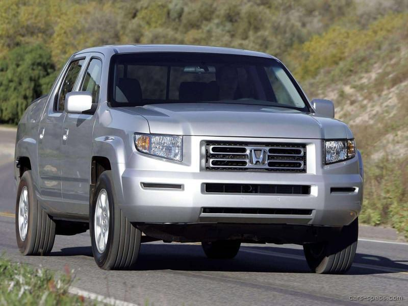 2008 honda ridgeline crew cab specifications pictures prices. Black Bedroom Furniture Sets. Home Design Ideas