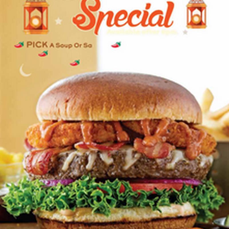 Makan Malam Istimewa di Chili's !
