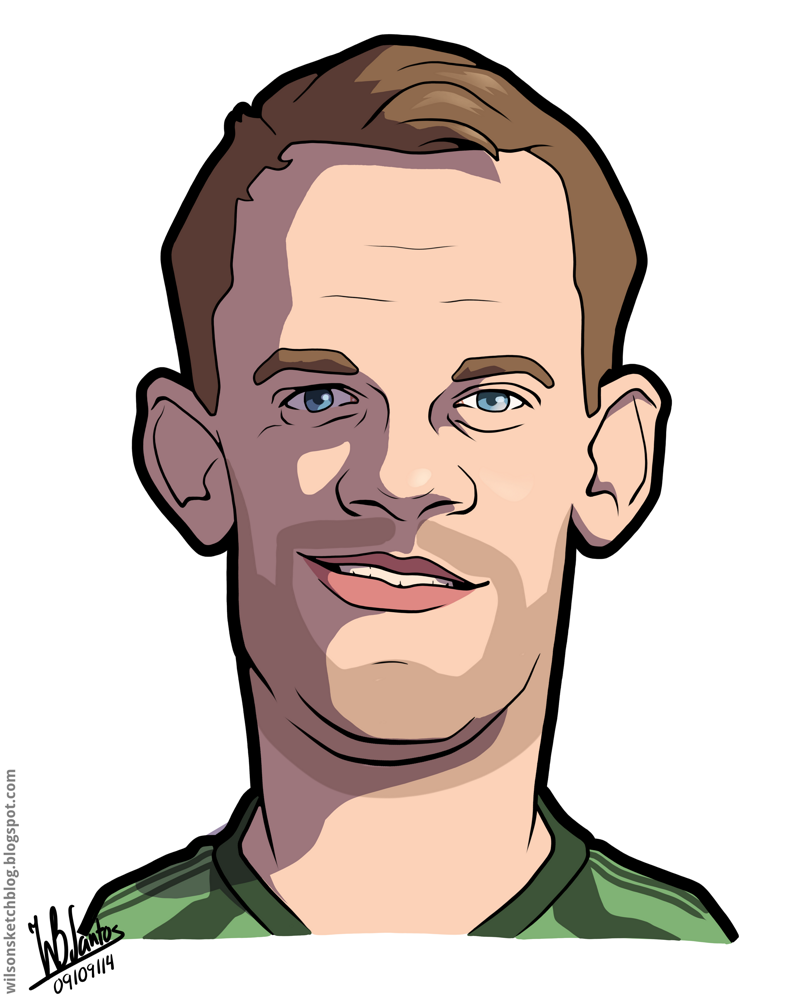 Manuel Nuer Colouring Pages